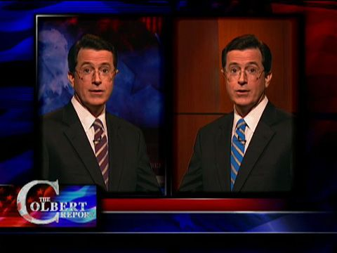 Stephen Colbert - Liberal or Conservative