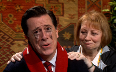 Colbert Report: 5 x Five - Colbert Moments: Olympic Coverage
