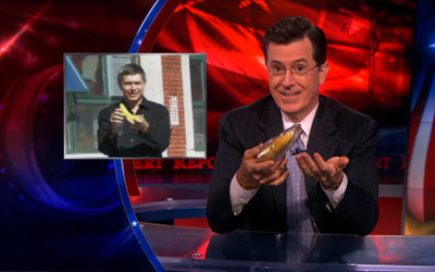 Colbert Report: 5 x Five - Colbert Moments: As Seen on TV