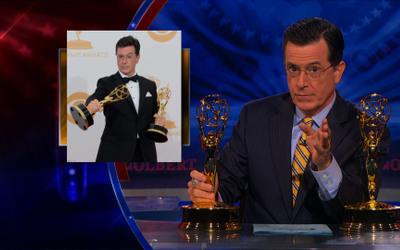 Colbert Report: 5 x Five - Colbert Moments: Stephens Awards