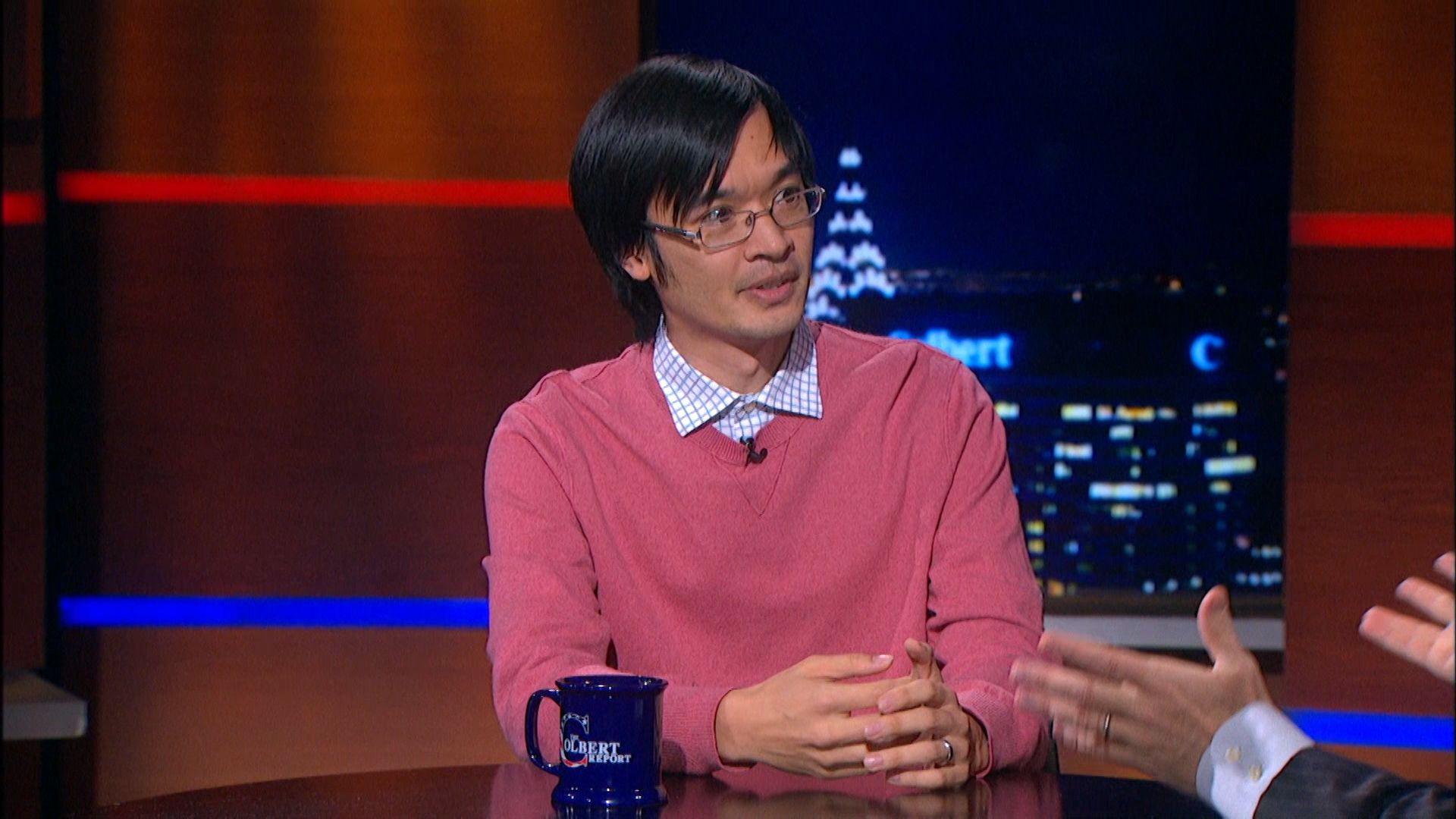 Terence Tao - Terence Tao - The Colbert Report - Video ...