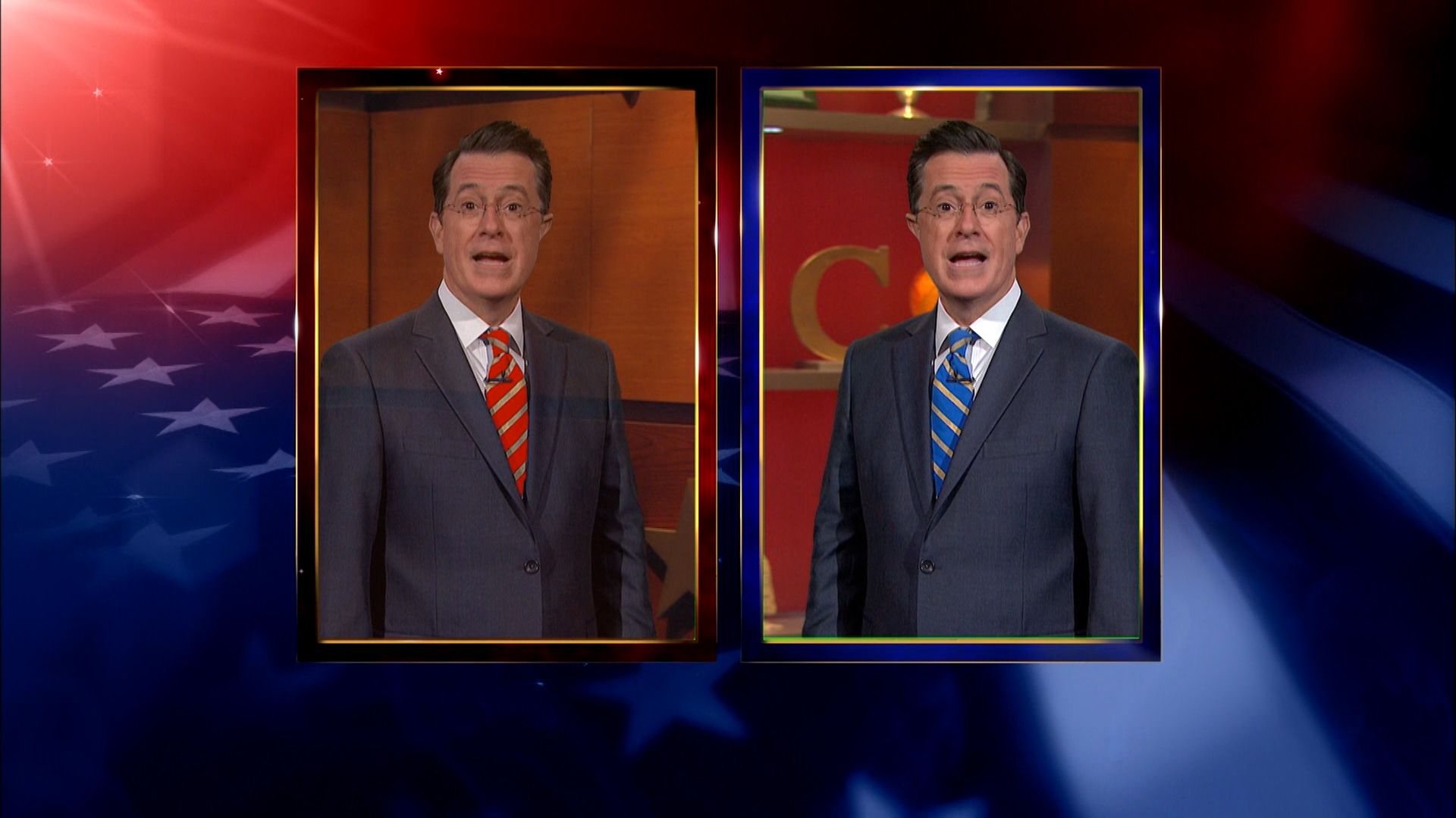 http://thecolbertreport.cc.com/videos/0frisd/formidable-opponent---torture-report