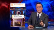 Results of The Colbert Report Raffle