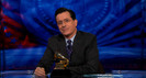 Colbert Report: Stephen Wins a Grammy