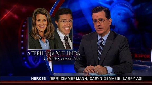 September 27, 2011 - Melinda Gates