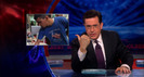 Colbert Report: Iranian Irony Threat