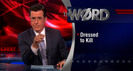 Colbert Report: The Word - Dressed to Kill
