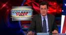 play video on Colbert Nation