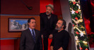 Colbert Report: Sign Off - Michael Stipe & Mandy Patinkin -