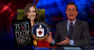 Colbert Report: Bin Laden Film Controversy