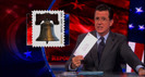 Colbert Report: 1/8/13 in :60 Seconds