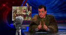 Colbert Report: Stephen Colbert's Double Barrel Blam-O-Rama - Guns as Civil Rights Victims