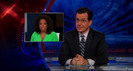 Colbert Report: Lance Armstrong's Interview with Oprah