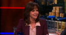 Colbert Report: Sally Field