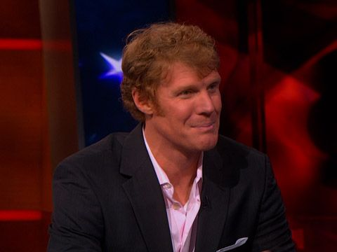 Colbert Report: Sport Report - International Soccer Corruption - Alexi Lalas