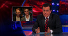 Colbert Report: Koko & Jeremy Irons on Gay Marriage