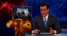 Colbert Report: 4/17/13 in :60 Seconds