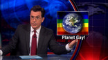 Colbert Report: May 13, 2013 - Jessica Buchanan & Erik Landemalm