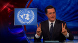 Colbert Report: May 15, 2013 - Cyndi Lauper